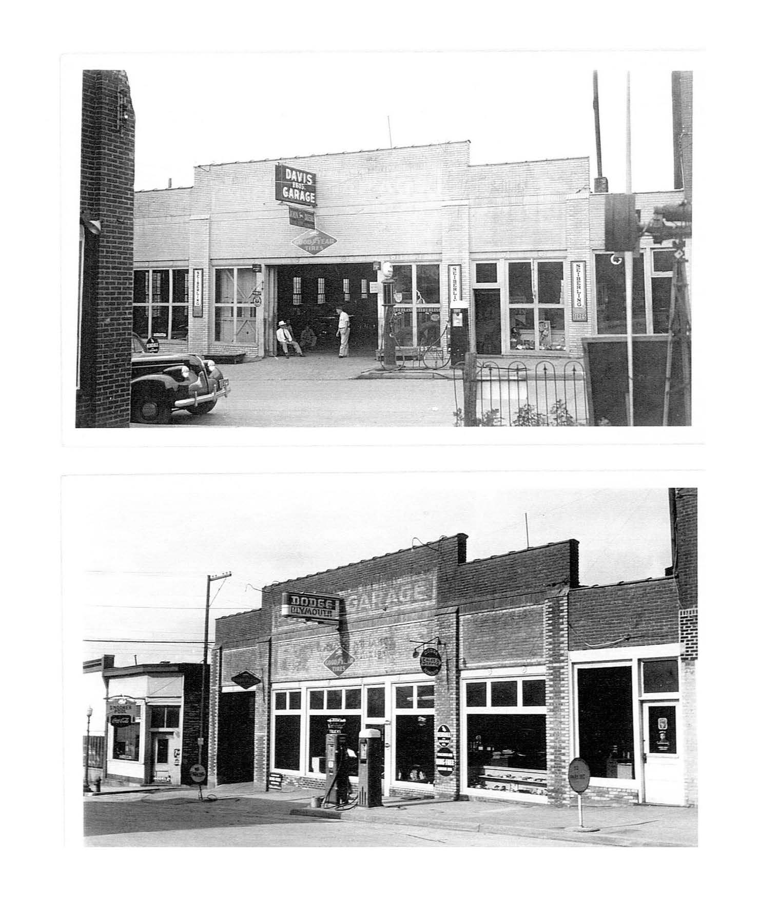 Davis Bros Garage 210 S. Independence 1